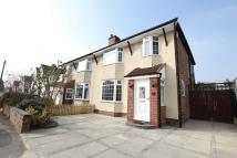 3 bed semi detached house for sale in Brockholme Road...