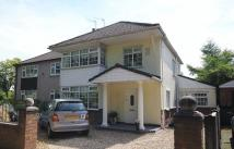 semi detached home for sale in Roby Road, Huyton...