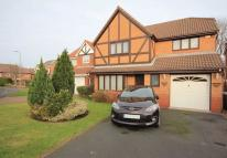 4 bed Detached house for sale in Swan Crescent, Wavertree...