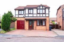 Detached house in Goodwood Close, Huyton...