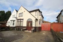 3 bed semi detached home in Valescourt Road...