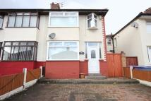3 bedroom semi detached house in Sherwyn Road, Walton...