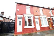 Terraced home in Bellmore Street, Garston...