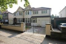 semi detached property in Aigburth Hall Avenue...