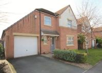 Detached house in Teignmouth Close...