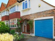 4 bed semi detached property in Holland Avenue...
