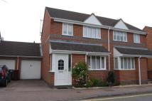 3 bedroom semi detached house in Pinewood Drive...