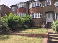 Rushdene Avenue semi detached property to rent