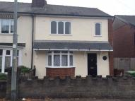 semi detached house to rent in Stafford Road, WEDNESBURY