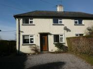 semi detached house to rent in Warren Terrace, Monmouth...