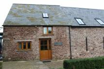 Barn Conversion to rent in The Warrage, Raglan...