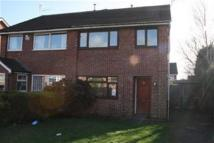 semi detached property to rent in Manly Close, NOTTINGHAM