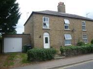 semi detached house in Railway Road...