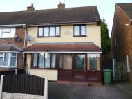 3 bedroom semi detached home to rent in Tewkesbury Road, WALSALL