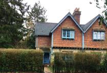 Cottage in Priory Road, Forest Row...