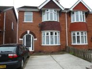 Cole Street semi detached property to rent