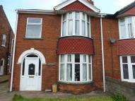 semi detached property in Mary Street, SCUNTHORPE