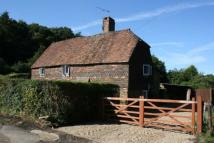Cottage to rent in Westerham, Kent