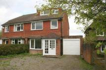 3 bedroom property to rent in Ide Hill, Kent
