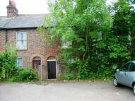 Terraced house in Edenbridge, Kent