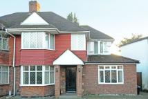 semi detached house in Coombe Lane, Raynes Park