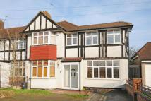 3 bedroom semi detached property in Grand Drive, Raynes Park