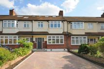 3 bed Terraced house in Cannon Hill Lane...