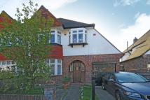 semi detached property in Holland Avenue...