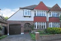 3 bedroom semi detached home for sale in Holland Avenue...