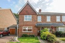 4 bed semi detached home for sale in Hornbeam Gardens...