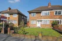 Apartment to rent in Coombe Lane Raynes Park...
