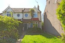 4 bed house in West Barnes Lane New...