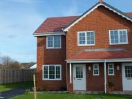 semi detached home in Lon Olwen, Kinmel Bay...