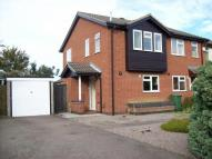 2 bed semi detached home to rent in Sedgefield Drive, Syston...