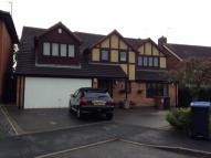 Detached house in Warrington Drive, Groby...