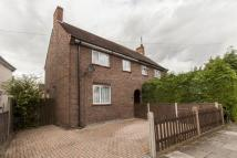 semi detached home for sale in Crowther Avenue...