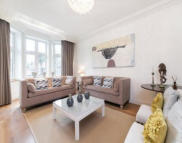 St. Johns Wood Road semi detached house to rent
