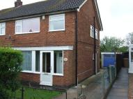 semi detached home in Holywell Drive...