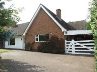 3 bed Bungalow in Outwoods Road...