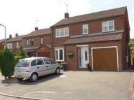 Detached home in Linley Avenue, Shepshed