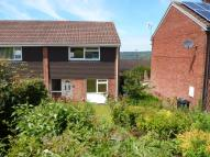2 bedroom semi detached house in Danby Close, Cinderford...