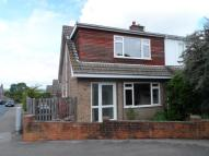 semi detached home to rent in Castle Crescent...