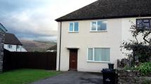 3 bedroom semi detached house in Groessfford, Llangynidr...