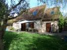 Stone House in La Roche l'Abeille...