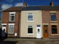 2 bedroom Terraced house to rent in CHAPEL STREET, STONEBROOM