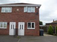 2 bedroom semi detached property in ROSE AVENUE, CLOWNE...