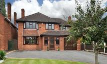 5 bedroom Detached property in Ideal location for i54...