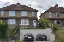 3 bed semi detached property in Wycombe Lane...