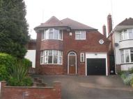 4 bedroom Detached property in Moor Green Lane Moseley...