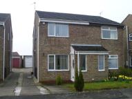 2 bed semi detached property in Linburn Drive...